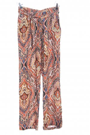 Amisu Baggy Pants Allover-Druck Casual-Look