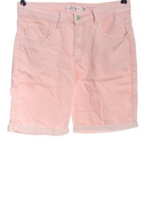 Amisu Bermudas pink casual look