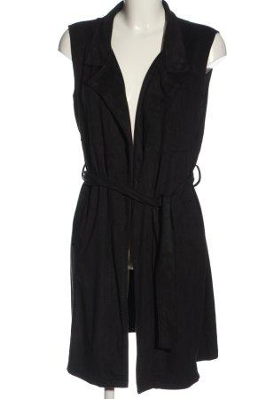 Amisu Waistcoat black casual look