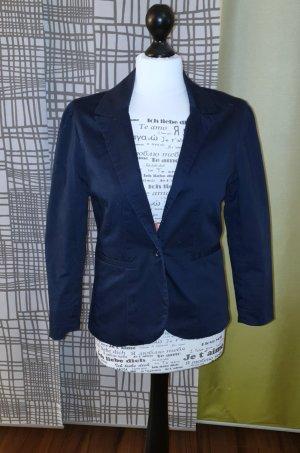 Amisu Jersey Blazer azul-azul oscuro