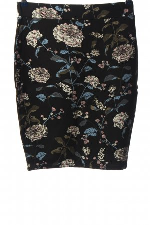 Amisu Pencil Skirt allover print casual look