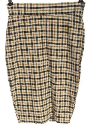 Amisu Falda de tubo estampado repetido sobre toda la superficie elegante