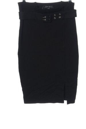 Amisu Pencil Skirt black casual look