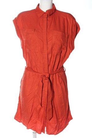 Amisu Blouse Dress red casual look
