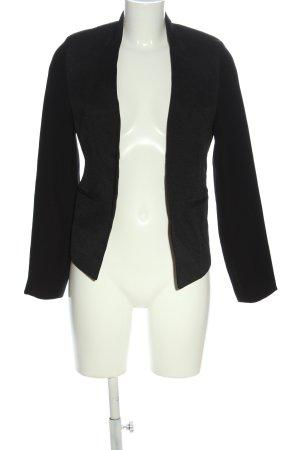 Amisu Cardigan schwarz Elegant