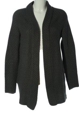 Amisu Cardigan schwarz Casual-Look