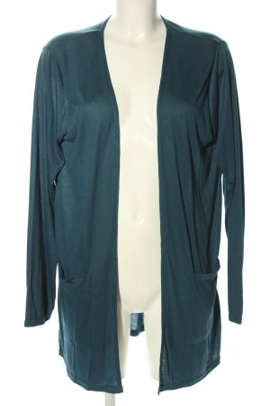 Amisu Cardigan blau Casual-Look
