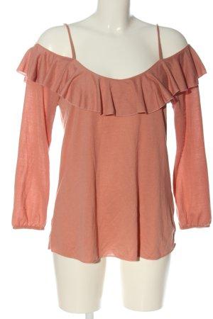 Amisu Carmen Shirt pink elegant