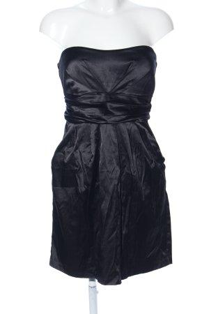 Amisu Cocktailkleid schwarz Elegant