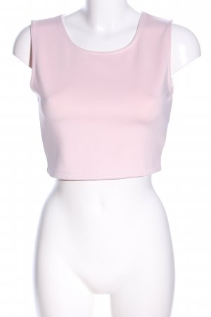 Amisu Cropped Top pink Casual-Look