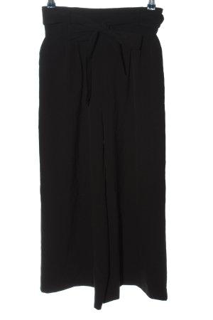 Amisu Culottes schwarz Casual-Look