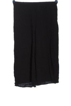 Amisu Culottes black casual look
