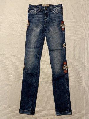 Amisu Damen Jeans Hose Gr. W26/L30