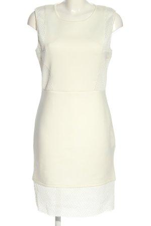 Amisu Sheath Dress natural white elegant