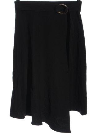 Amisu Glockenrock schwarz Elegant