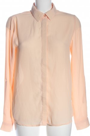 Amisu Hemd-Bluse nude Business-Look