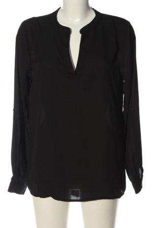 Amisu Shirt Blouse black business style