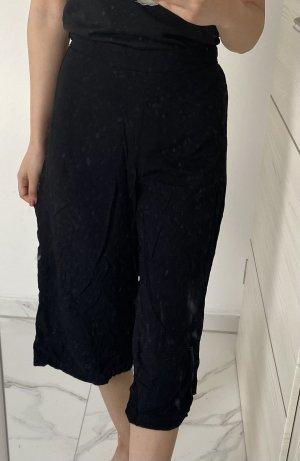 Amisu Pantalone a 3/4 nero