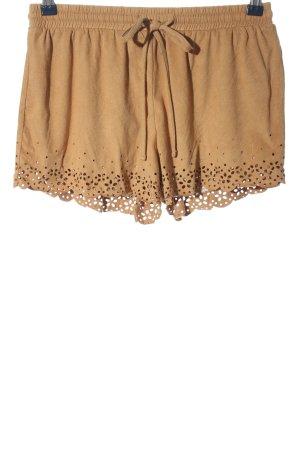 Amisu Hot Pants braun Casual-Look
