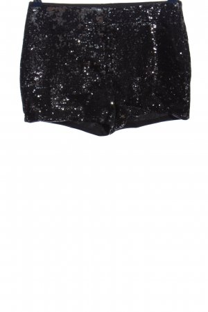 Amisu Hot Pants schwarz Elegant