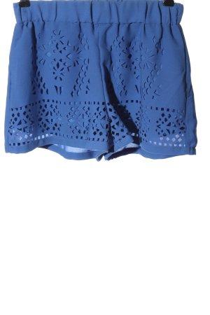 Amisu Hot Pants blau Casual-Look