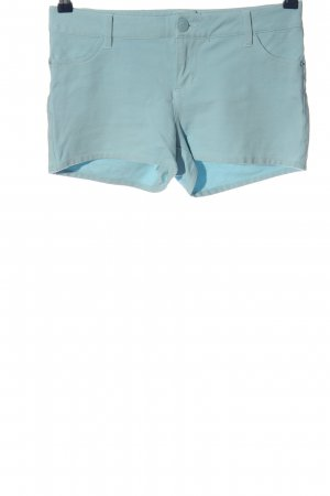 Amisu Hot pants blu stile casual