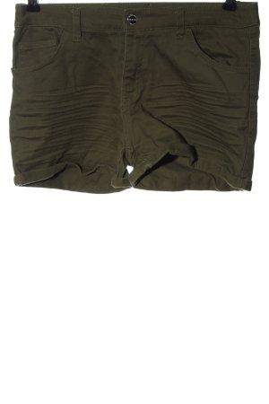 Amisu Hot Pants khaki Casual-Look