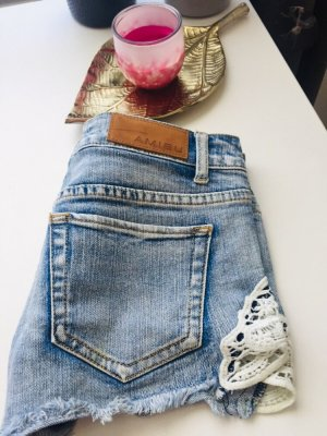 Amisu Jeans kurze Hose