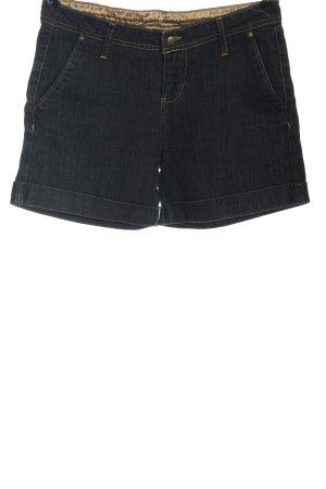 Amisu Jeansshorts schwarz Casual-Look