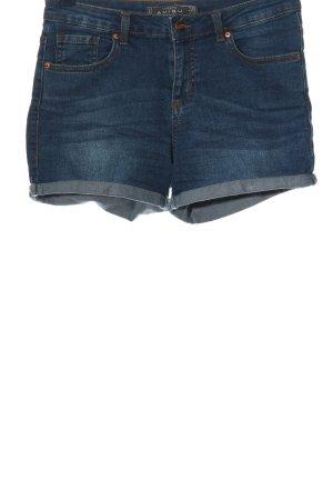 Amisu Short en jean bleu style décontracté