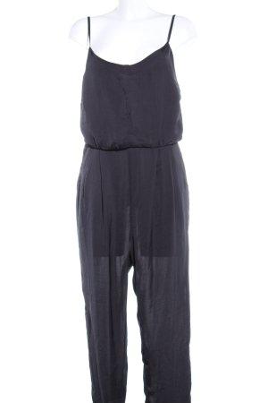 Amisu Jumpsuit blauw casual uitstraling