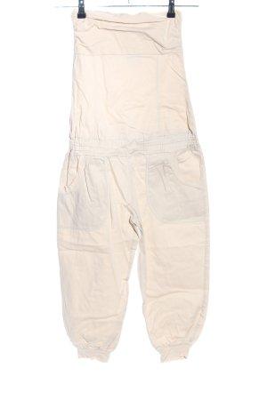 Amisu Jumpsuit cream casual look