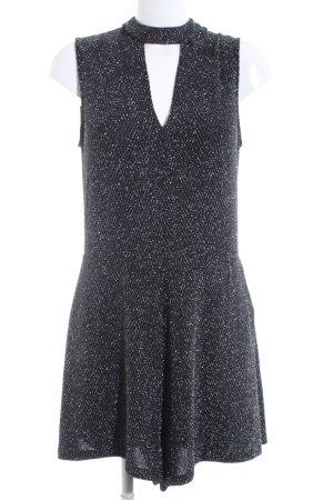 Amisu Jumpsuit schwarz meliert Elegant