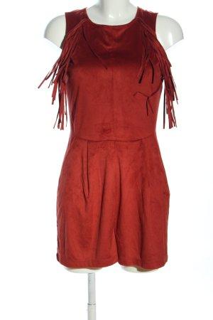 Amisu Jumpsuit rot Elegant