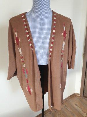 Amisu Kimono jasnobrązowy