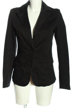 Amisu Klassischer Blazer black casual look