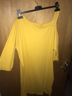 Amisu Longsleeve Dress yellow