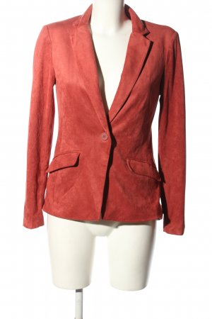 Amisu Kurz-Blazer rot Business-Look
