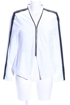Amisu Short Blazer white casual look