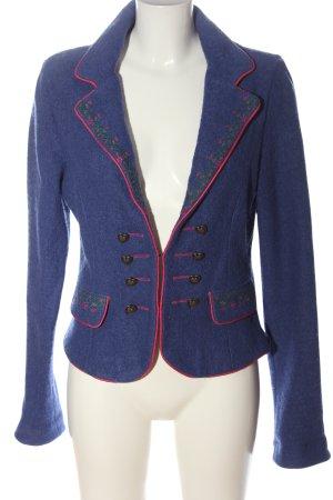Amisu Korte blazer blauw casual uitstraling
