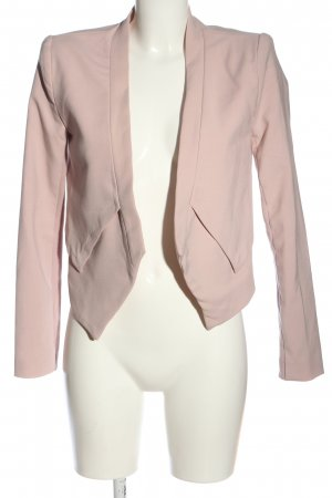 Amisu Kurz-Blazer creme Business-Look