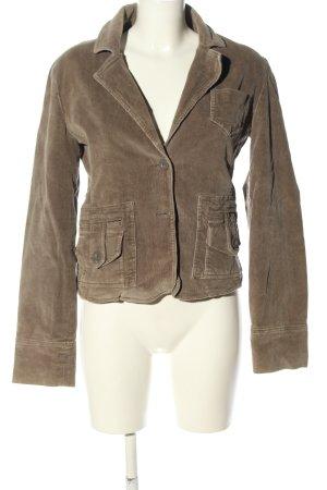 Amisu Korte blazer bruin casual uitstraling