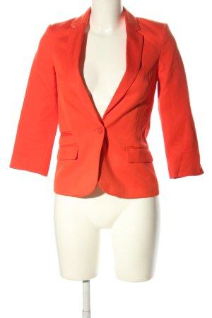 Amisu Korte blazer rood zakelijke stijl