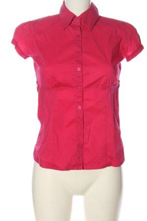Amisu Kurzarmhemd pink Casual-Look