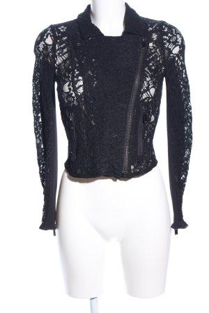 Amisu Short Jacket black elegant