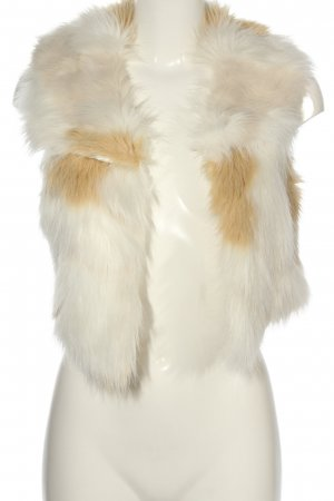 Amisu Short Jacket natural white-gold-colored casual look