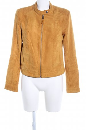 Amisu Short Jacket light orange casual look