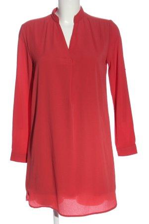 Amisu Longsleeve Dress red casual look
