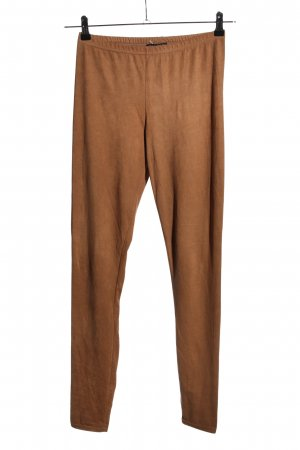 Amisu Leggings bronzefarben Casual-Look