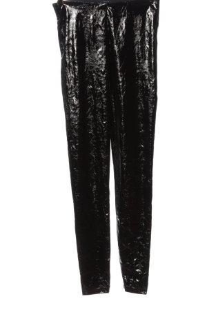 Amisu Leggings schwarz Casual-Look